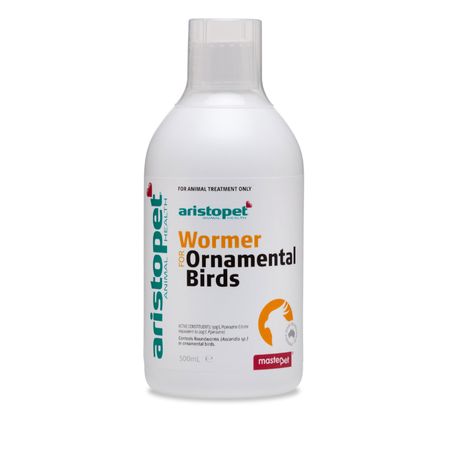 Aristopet Worming Syrup for Ornamental Birds   50ml