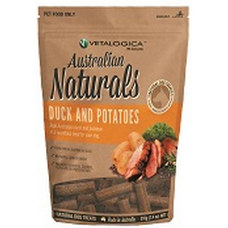 Australian Naturals Dog Duck & Potato treats 210g