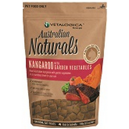 Australian Naturals Kangaroo & Vegetable treats 100gm