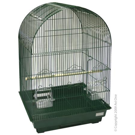 Avi One Arch Top Medium Cage 46x36x56