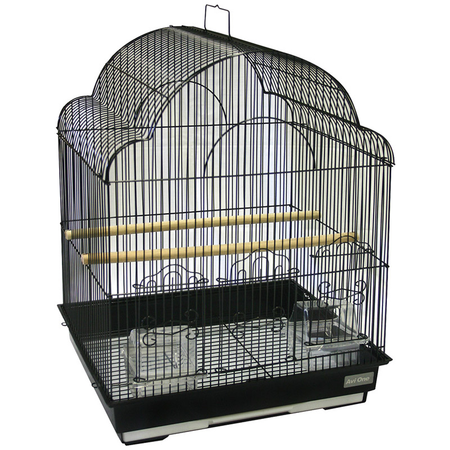 Avi One Bird Cage 355P Fancy Top 42x30x60cm
