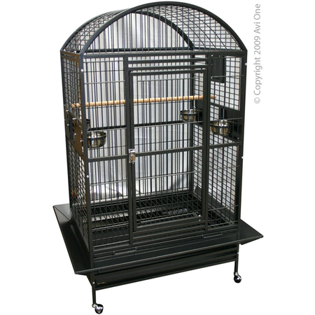 Avi One Parrot Cage 362 Arch Top Heavy Duty