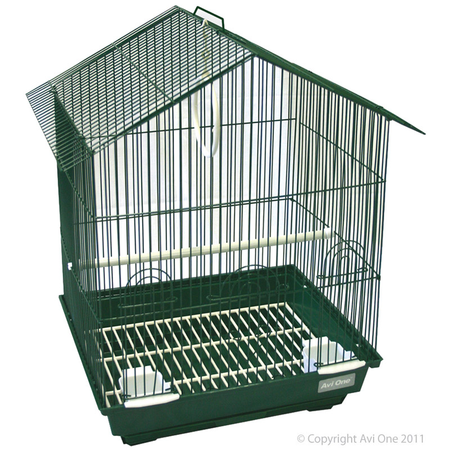 Avi one 320H House Top Cage 34x26.5x51cm