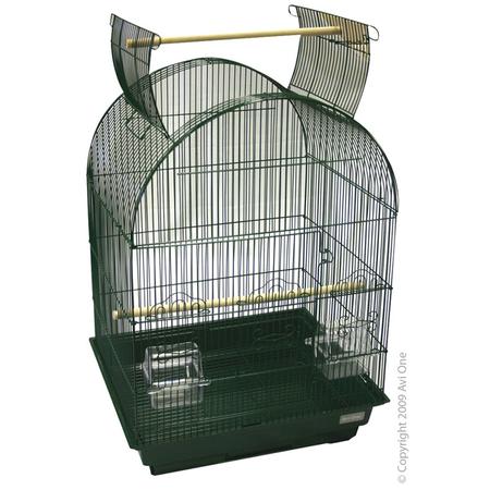 Avi one Arch Open Top Bird Cage