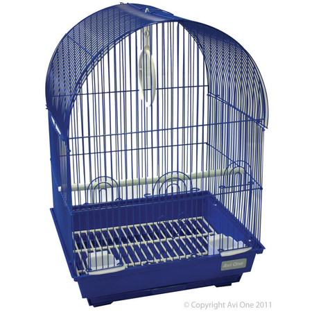 Avi one Arch Top Bird Cage 34x26.5x51cm