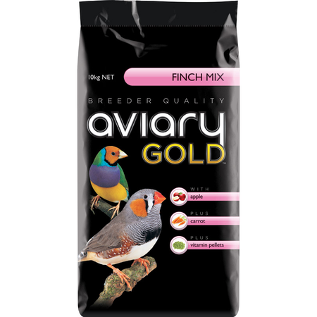 Aviary Gold Finch Mix - 10kg