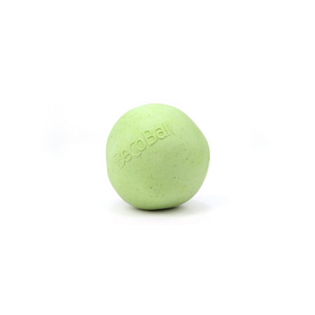 BecoThings BecoBall Eco Friendly Dog Toy Green Large (7.5cm)