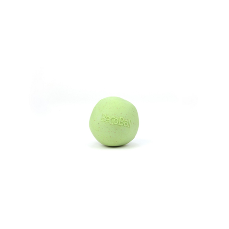 BecoThings BecoBall Eco Friendly Dog Toy Green Small (5cm)
