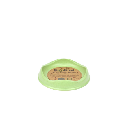 BecoThings Eco Friendly Cat Bowl Green