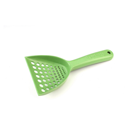BecoThings Eco Friendly Cat Litter Scoop Green