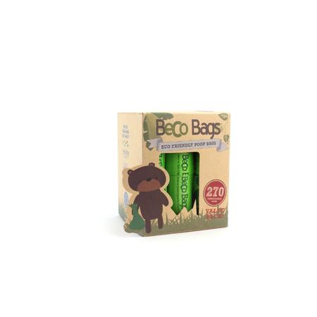 BecoThings Eco Friendly Poop bags  270pk