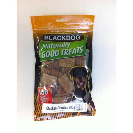 Black Dog Chicken Crinkles