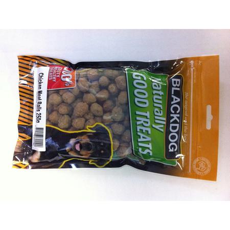 Black Dog Chicken Meat Balls - 250g