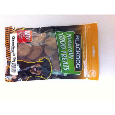 Black Dog Chicken Nuggets 150gm