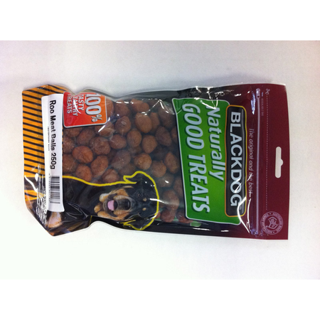 Black Dog Roo Meat Balls - 250gm