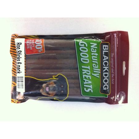 Black Dog Roo Sticks 6pk