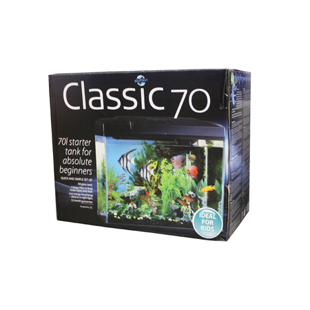 Blue Planet Classic Aquarium Fish Tank  70L