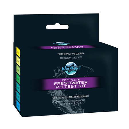 Blue Planet Ph Kit Complete Freshwater