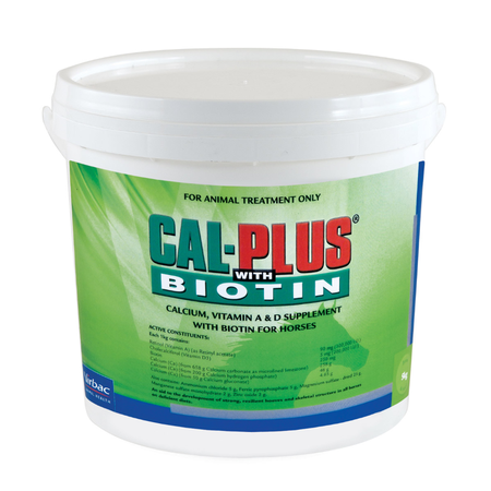 Cal Plus with Biotin Vitamin Supplement for Horses  5kg