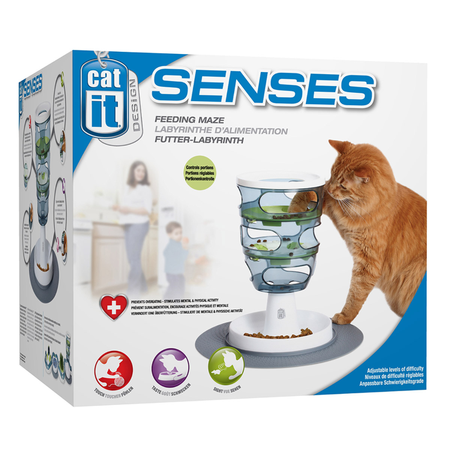 Catit Cat Senses Food Maze