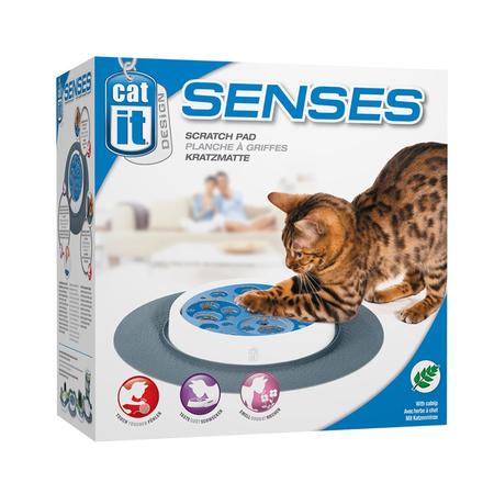 Catit Cat Senses Scratch Pad Centre