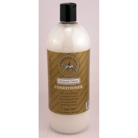 Champion Tails Natural Colour Conditioner for Horses  1L