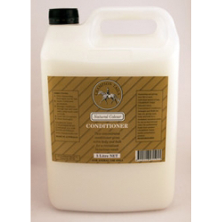 Champion Tails Natural Colour Conditioner for Horses  5L