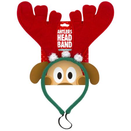 DGG Christmas Reindeer Antlers - Medium to Large