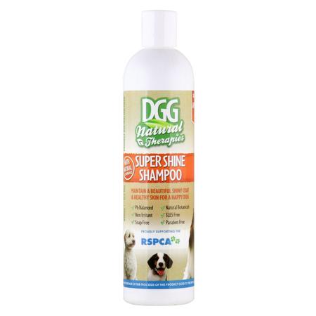 DGG Natural Therapy Super Shine Shampoo - 400ml