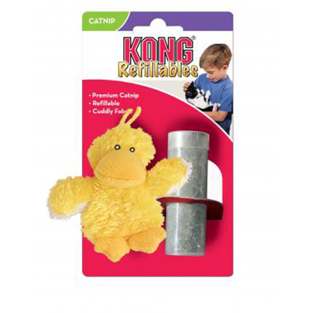 DR NOYS Cat Toy -  Duckie