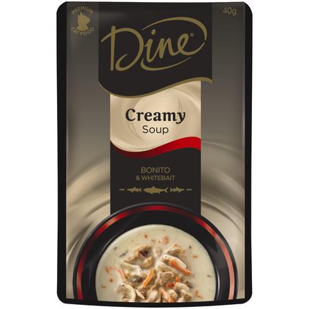 Dine Creamy Soup Bonito & Whitebait - 40gm