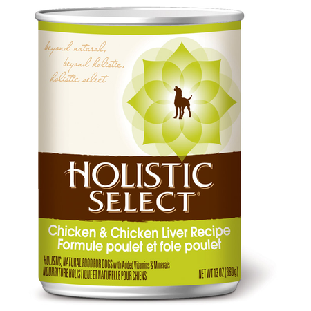 Eagle Pack Holistic Select Dog Food Liver Chicken and Rice - 369gm