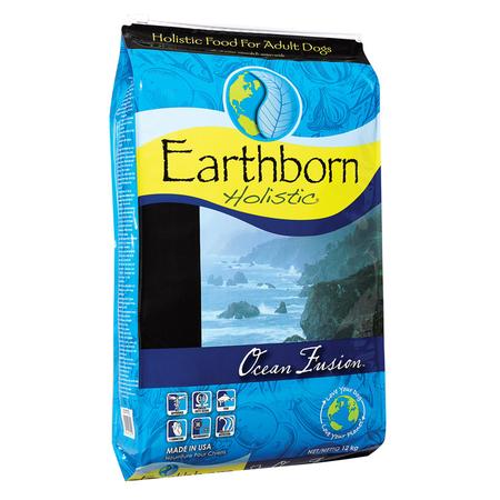 Earthborn Holistic Adult Ocean Fusion Fish Dry Dog Food  12kg