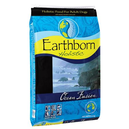 Earthborn Holistic Adult Ocean Fusion Fish Dry Dog Food  6kg