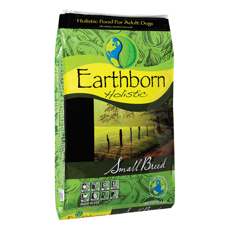 Earthborn Holistic Adult Small Breed Chicken and Fish Meal Dry Dog Food  6kg