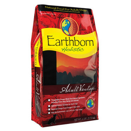 Earthborn Holistic Adult Vantage 2.5kg
