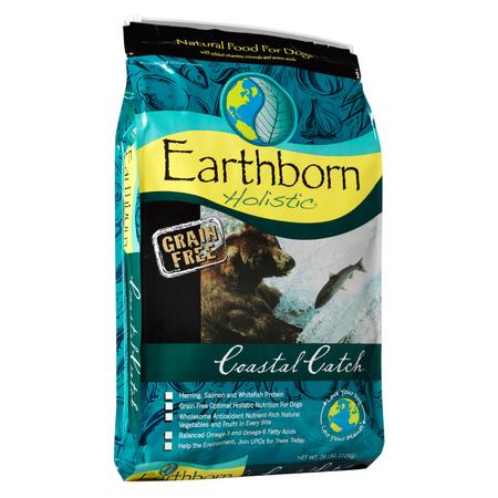 Earthborn Holistic Coastal Catch Grain Free Fish Dry Dog Food  12kg