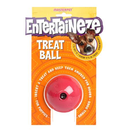 Entertaineze - Regular Treat Ball - Treat Dispensing Dog Toy