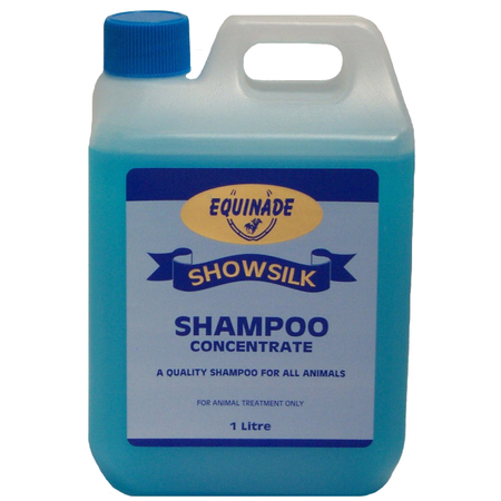 Equinade Showsilk Shampoo for Horses  1L