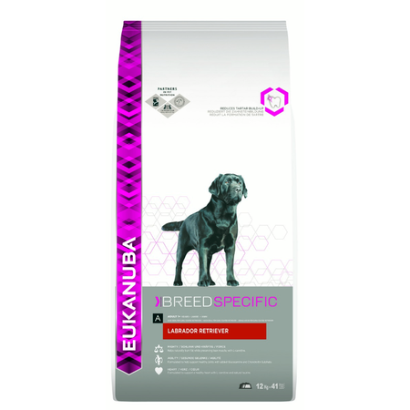 Eukanuba Adult Labrador Retriever Dry Dog Food  12kg