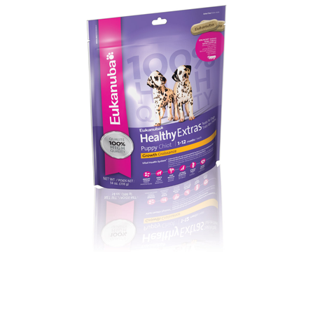 Eukanuba Healthy Extras Puppy 398gm