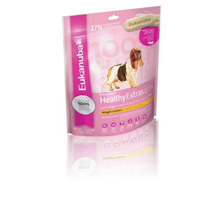 Eukanuba Healthy Extras Weight Control 341gm