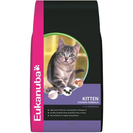 Eukanuba Kitten Chicken Dry Cat Food  3kg