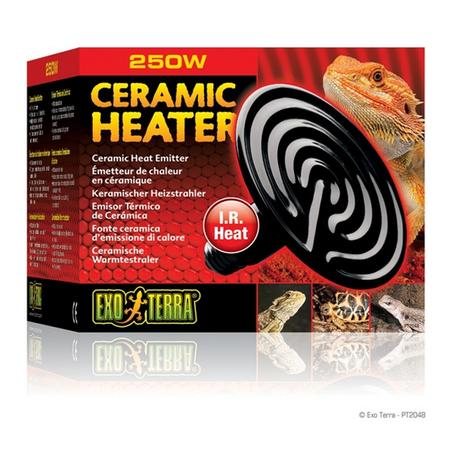 Exo Terra Ceramic Heat Emitter - 250W