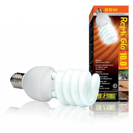 Exo Terra UVB150 Compact Desert Lamp 26W