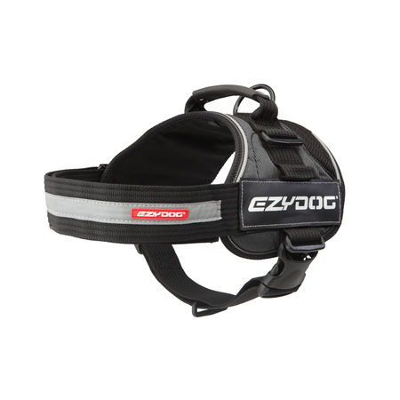 EzyDog Harness CV L - Charcoal