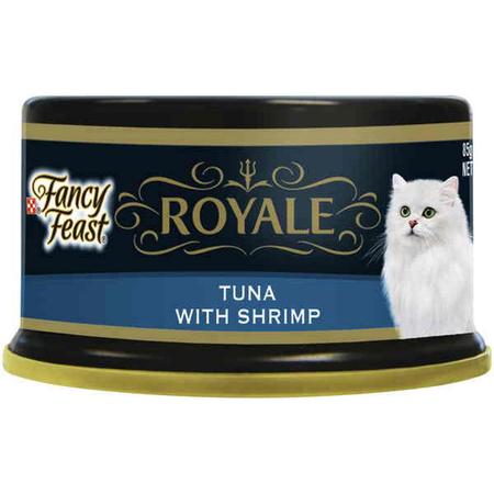 Fancy Feast Royale Tuna Shrimp - 85gm