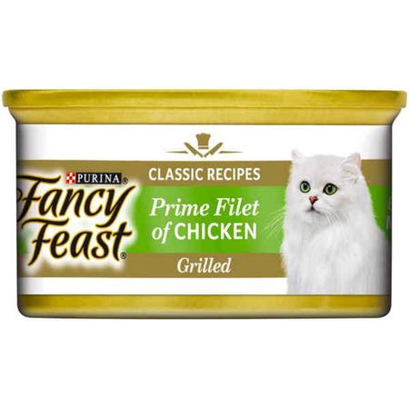 Fancy Feast White Label Prime Fillet Chicken - 85gm