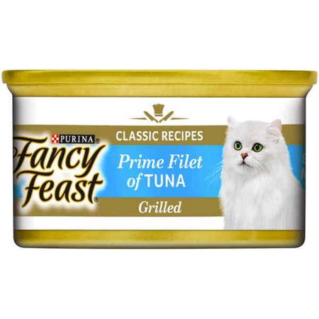 Fancy Feast White Label Prime Fillet Tuna - 85gm