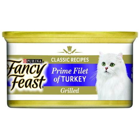 Fancy Feast White Label Turkey Prime Fillet - 85gm